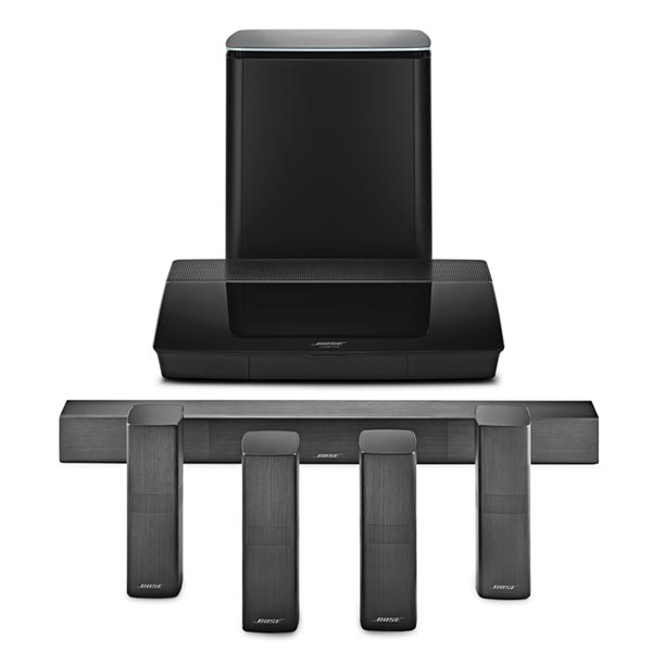 Bose Lifestyle 650 Black