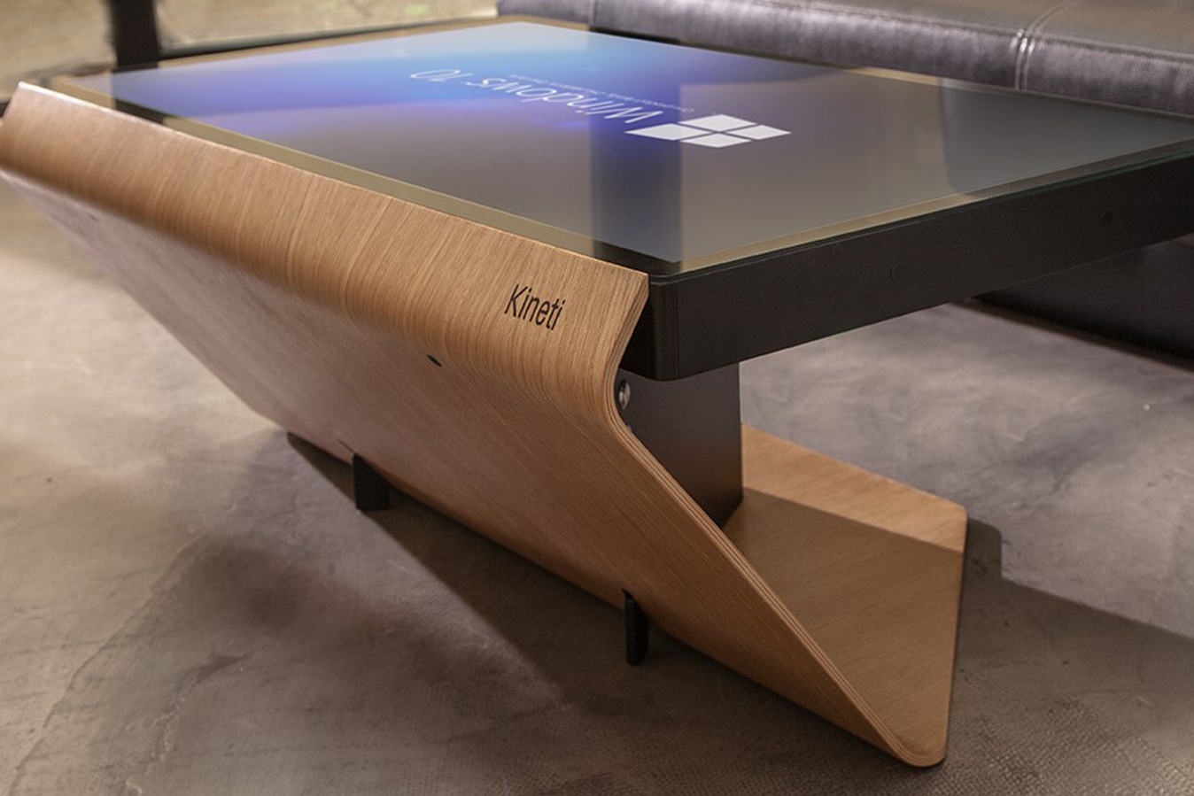 Table tactile Kineti Exclusif Aix en Provence