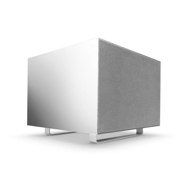 Loewe caisson de basse en aluminium