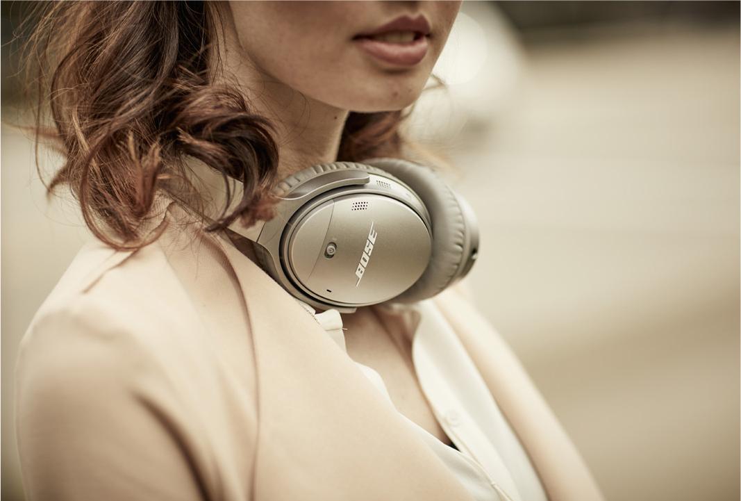 Notre casque à réduction de bruit le plus puissant à ce jour.