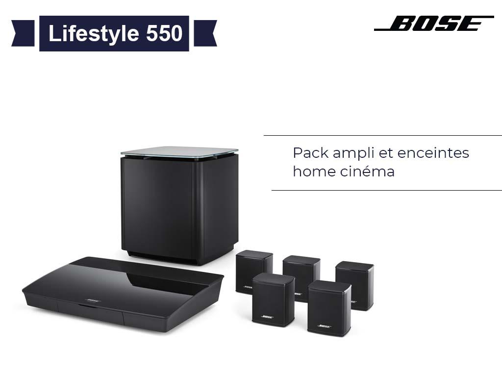 Home cinéma Lifestyle 550