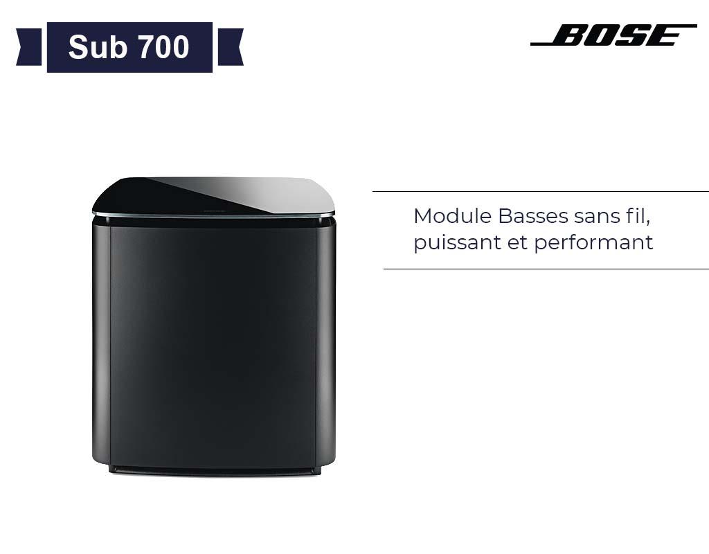 Bass module 700