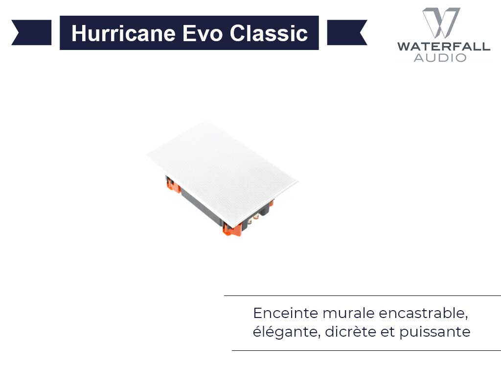 Hurricane Evo Classic Waterfall