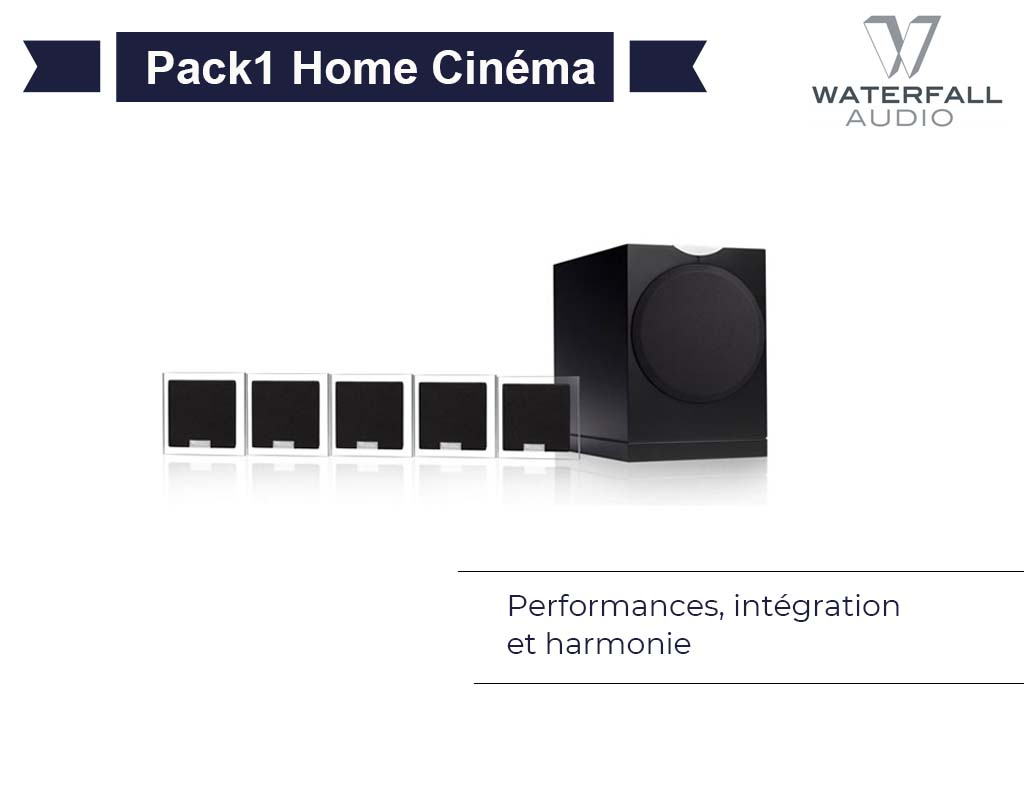 Pack1 Home Cinéma Waterfall