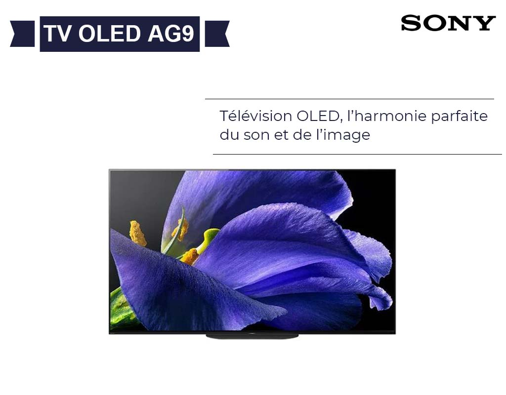 TV OLED AG9 SONY