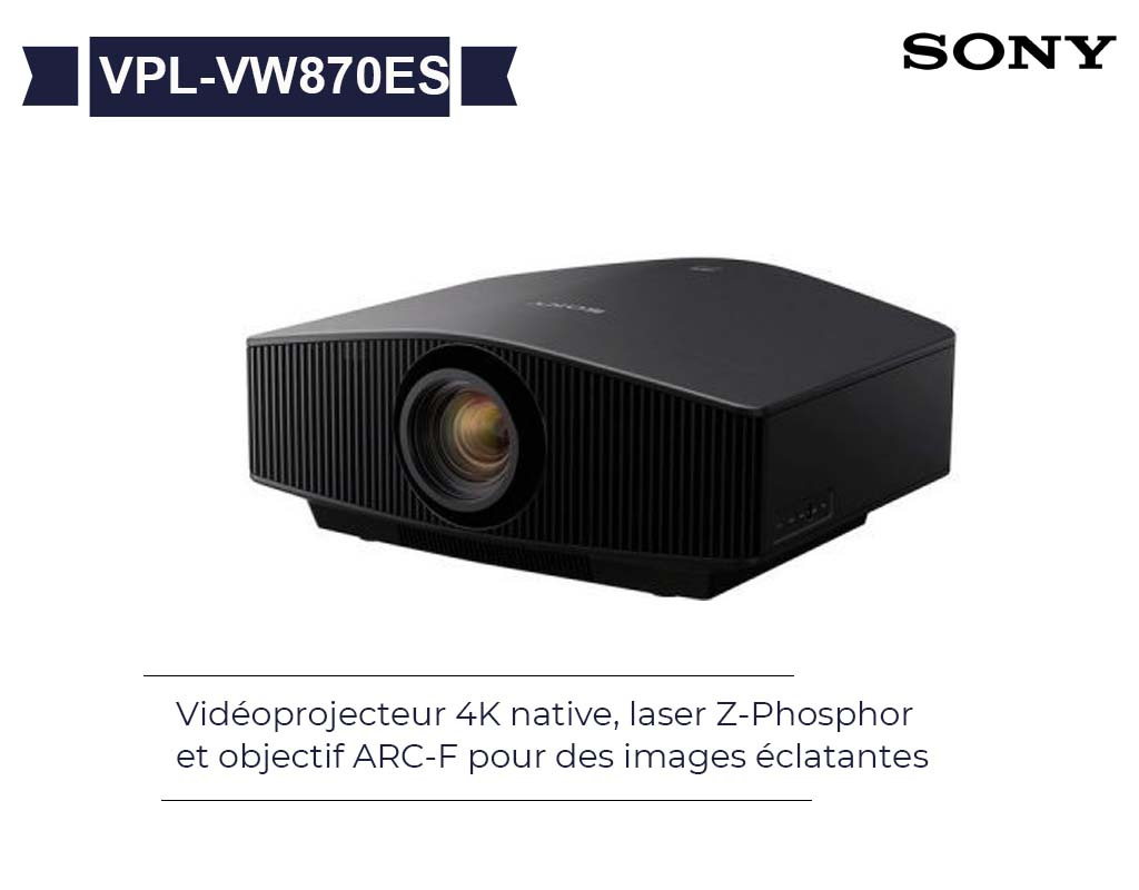 VPL-VW870ES Sony