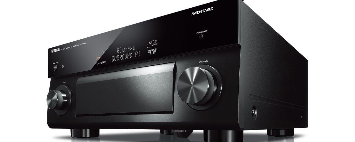 Yamaha MusicCast RX - A2080